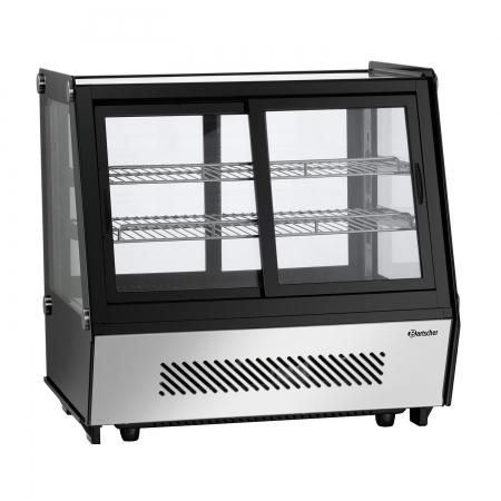 Lämpölasikot ja vitriinit - käytetyt