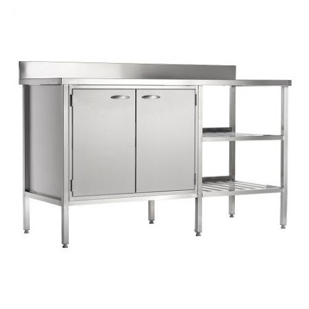 RST-pöydät ja kaapit - käytetyt